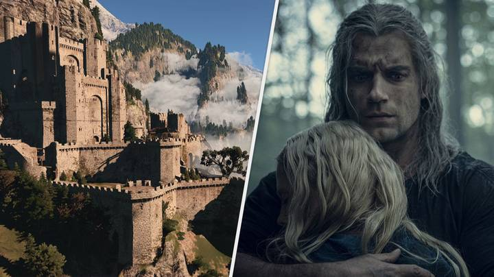 Netflix 'The Witcher' Trailer Offers First Look At Iconic Witcher Fortress