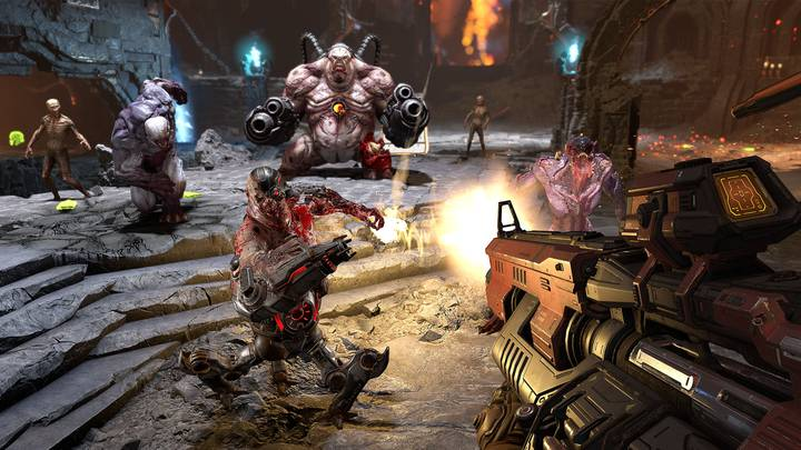'Doom Eternal' Review: Ripping And Tearing Is More Thoughtful In 2020