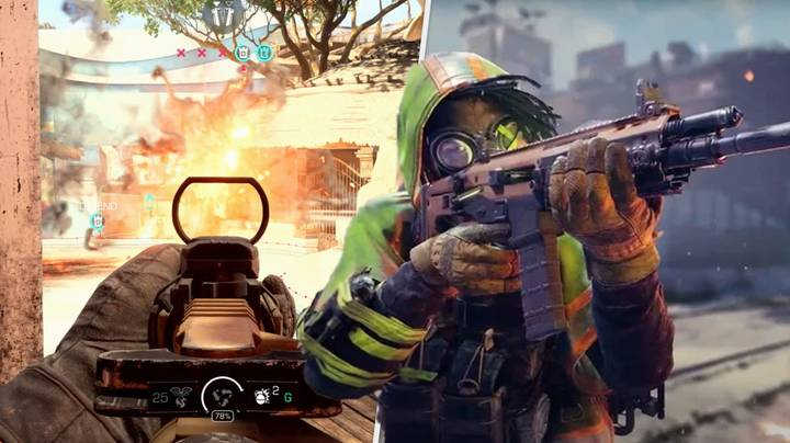 Ubisoft's Free-To-Play Tom Clancy FPS Sure Looks Like Call Of Duty