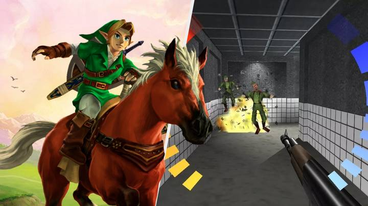 Classic N64 Games Could Soon Be Coming To Switch