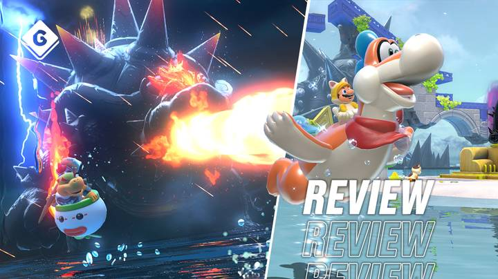 'Super Mario 3D World + Bowser's Fury' Review: The Cats And The Furious