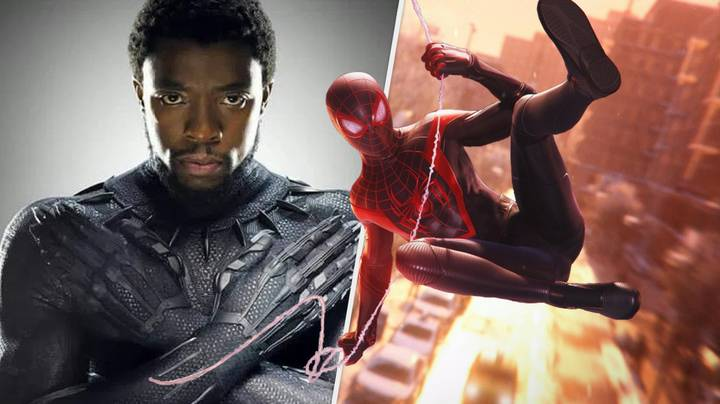Chadwick Boseman Honoured In Touching 'Spider-Man: Miles Morales' Tribute
