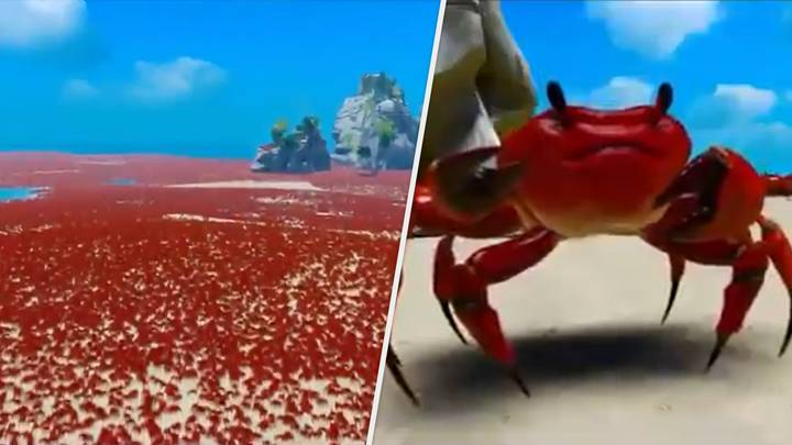 Unreal Engine 5 Can Generate 3 Million Crabs, Which Is Good?