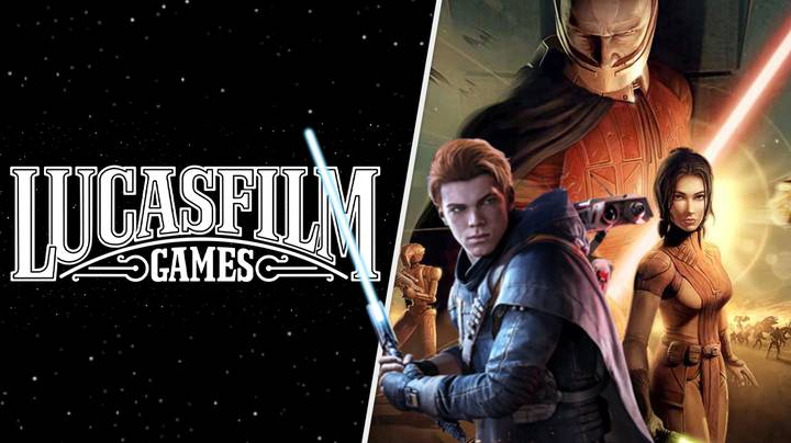 Star Wars Video Games Return To Newly Resurrected Lucasfilm Games