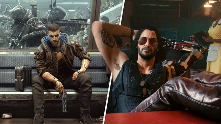 'Cyberpunk 2077' Is Finally Back On The PlayStation Store, But There's A Catch