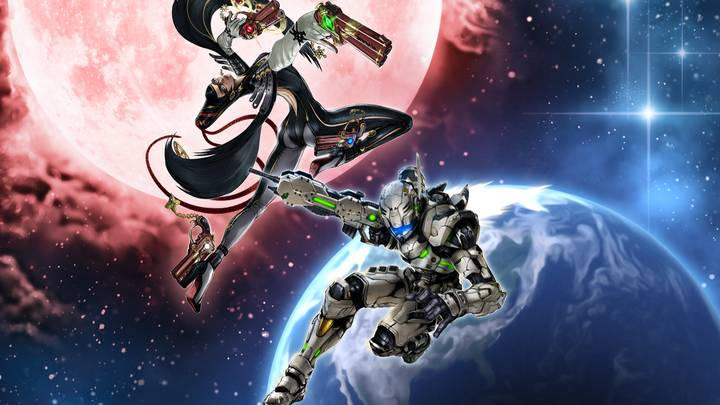 If You Love Video Games, You Need To Play 'Vanquish' And 'Bayonetta'