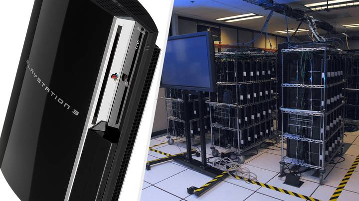 Did You Know The US Air Force Built A Supercomputer Out Of PS3s?