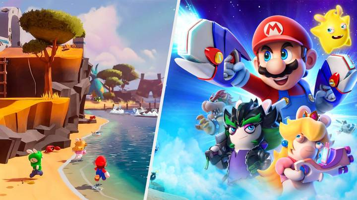 Mario + Rabbids Sequel 'Sparks of Hope' Confirmed For 2022 Release