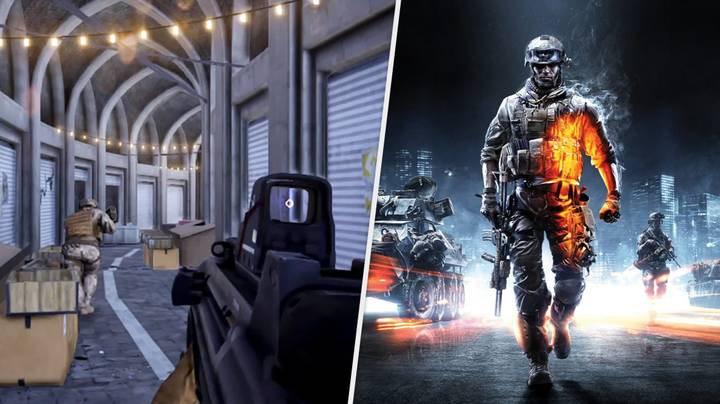 First Battlefield Mobile Footage Drops Online, Shows Classic 'Battlefield 3' Map And Mode