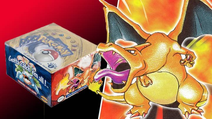 Rare Pokémon Card Box Sells For Eye-Watering $400,000 In Auction