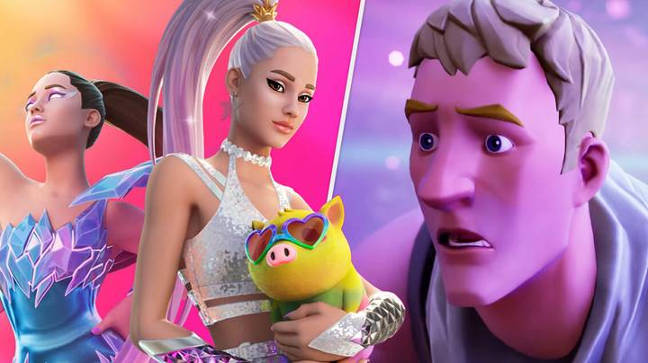 'Fortnite' Dev Disables NSFW Emote Ahead Of Ariana Grande Event