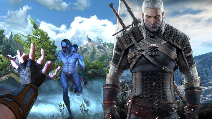 'The Witcher 3' Can Now Be Played In First-Person, And It Looks Absolutely Wild