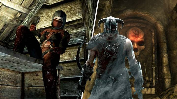 """'Skyrim' Player Discovers Dark Brotherhood Quest Had A """"Right"""" Choice All Along"""