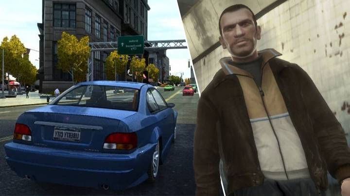 'GTA 4' Finally Has The Remake It Deserves Thanks To This Fan