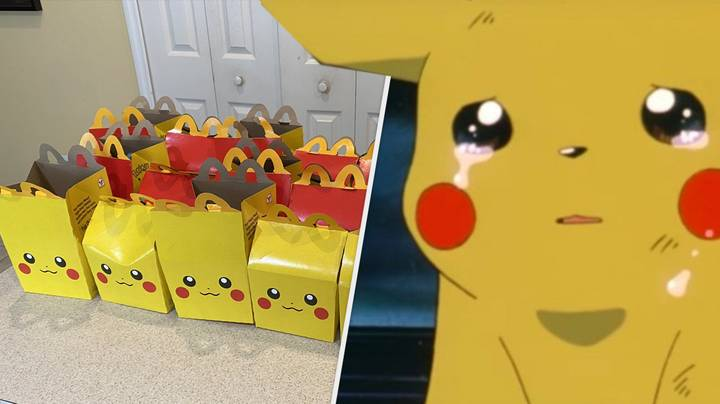 McDonald's Pokémon Happy Meals Are Already Being Ruined By Scalpers