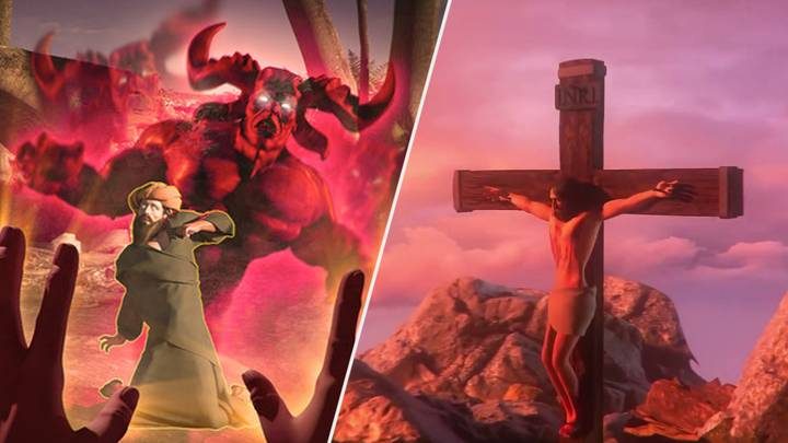 'I Am Jesus Christ' First Trailer Brings New Meaning To Cross-Play