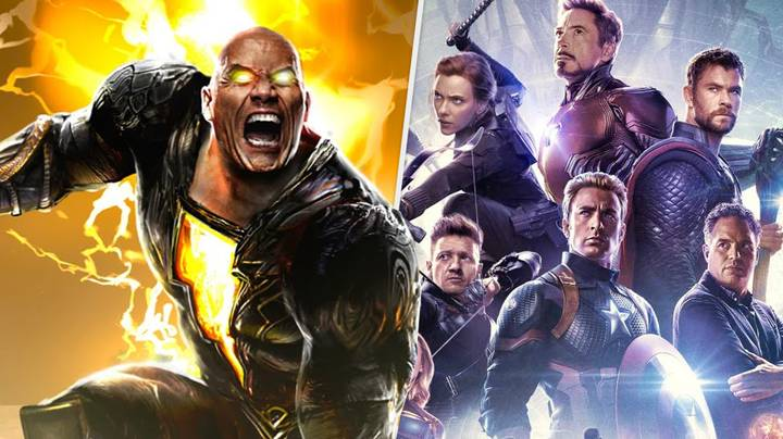 Dwayne Johnson Has Met With Marvel About Appearing In MCU, Says 'Black Adam' Producer