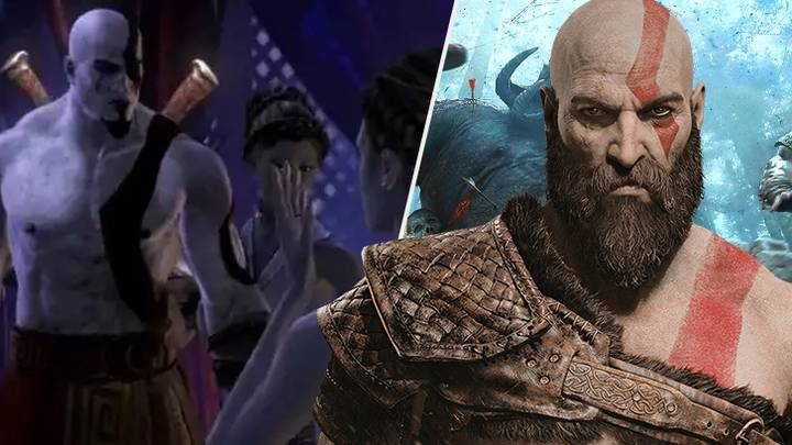 'God Of War' Director Brilliantly Responds To Lack Of Sex Scenes In 2018 Game
