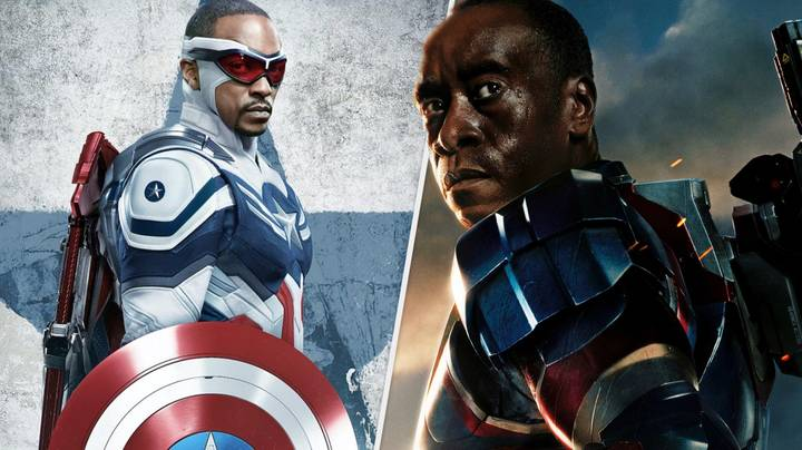 Don Cheadle Is Confused By His 'Falcon And The Winter Soldier' Emmy Nomination