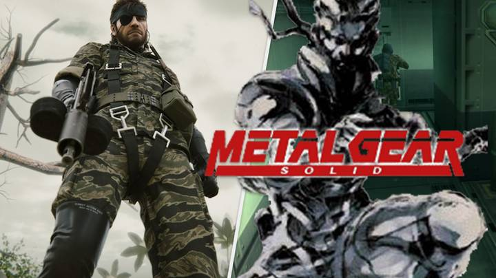 'Metal Gear Solid Collection' In Development For PlayStation 5, Report Says