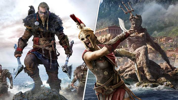 'Assassin's Creed Valhalla' Quietly Adds Controversial 'Odyssey' Feature, One Month After Launch