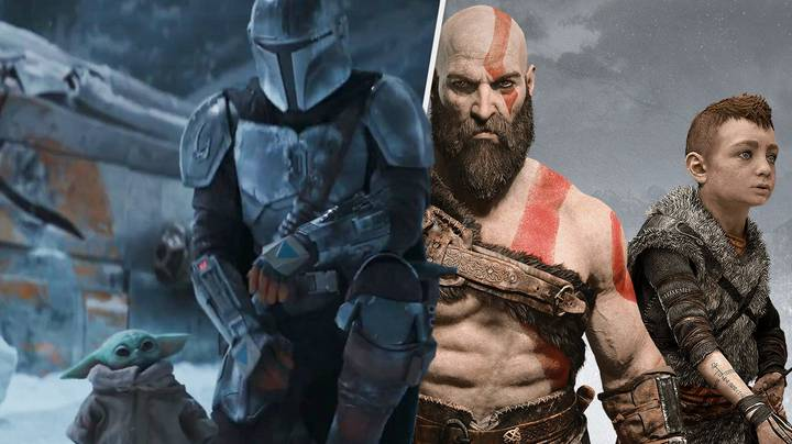 'God Of War' Director Wants 'The Mandalorian' Made Into A Video Game