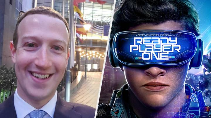 Mark Zuckerberg Wants To Create A 'Ready Player One'-Style Metaverse