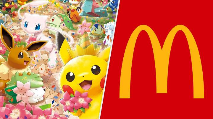 McDonald's Is Adding Pokémon Cards To Happy Meals, Says Leak
