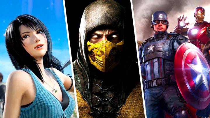 Free Games: Mortal Kombat, 'Marvel's Avengers' And More To Play For No Extra Cost