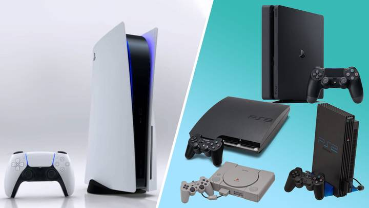 PlayStation 5 Won't Be Backwards Compatible With Consoles Before PS4
