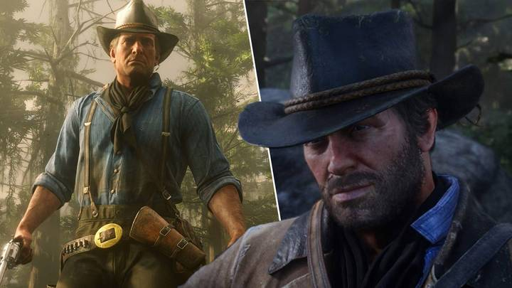 Arthur Morgan Looked Very Different In Early 'Red Dead Redemption 2' Concepts