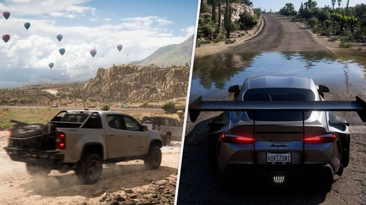'Forza Horizon 5' Full Map Unveiled, And It's Ridiculously Massive