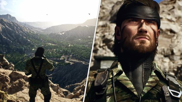 'Metal Gear Solid 3' Has Been Remade In Unreal Engine 4, And It's Stunning