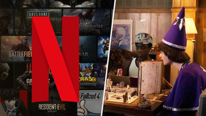 Netflix Just Added A Bunch Of Video Games To Its Streaming Service