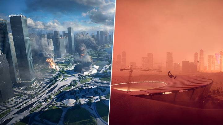 Here's Every Map Confirmed For 'Battlefield 2042' So Far