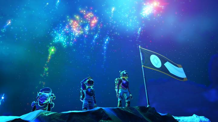 Hello Games Never Intended For 'No Man's Sky' To Go Beyond 'NEXT'