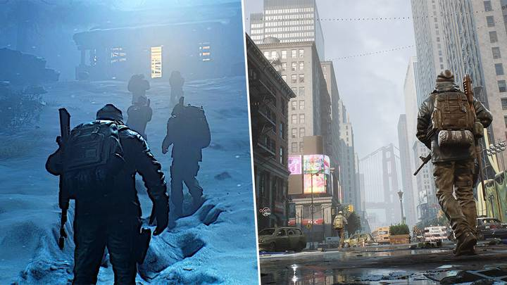 'The Day Before' Is Basically 'The Division' Meets 'The Last Of Us'