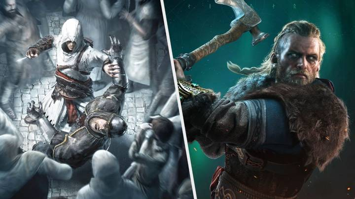 'Assassin's Creed Valhalla' Free DLC Takes Us Back To The Very First Game