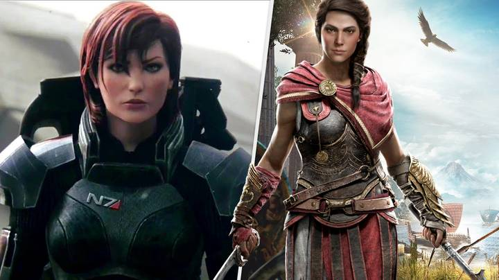One In Three Male Gamers Prefer Playing As Female Character, Study Finds