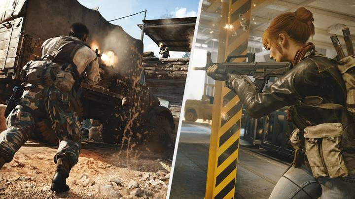 'Call Of Duty: Modern Warfare' Hit With Game-Breaking Bug On PlayStation 5