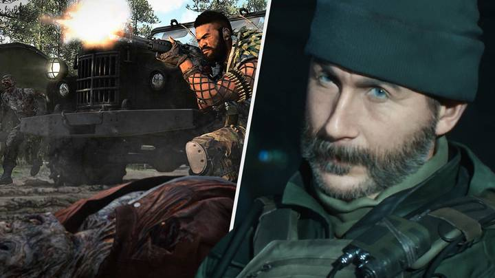 Call Of Duty Games Are Officially Too Big For 500GB PlayStation 4 Consoles