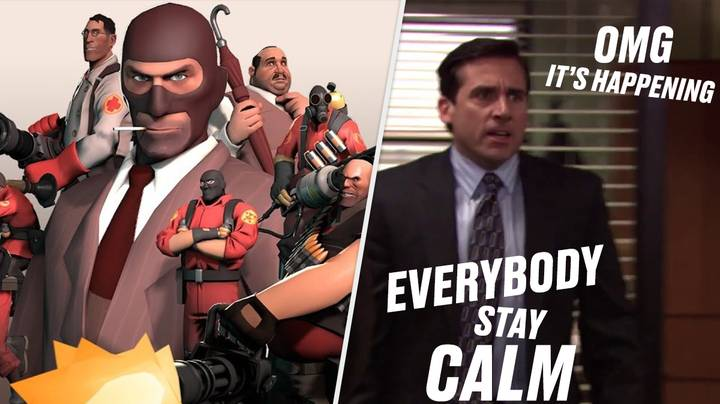 'Team Fortress 2' Fans In A Frenzy After Valve Takes Down Classic Mod