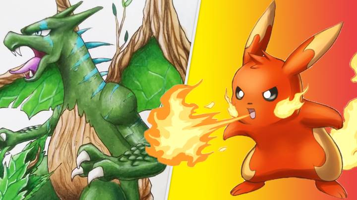 Epic Pokémon Type Swaps Shows Kanto Starters In A Brand New Light