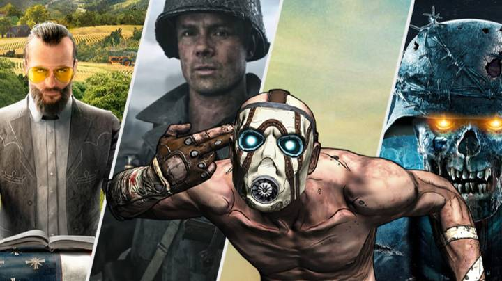 Free Games Roundup: It's A Pretty Big Week For FPS Fans