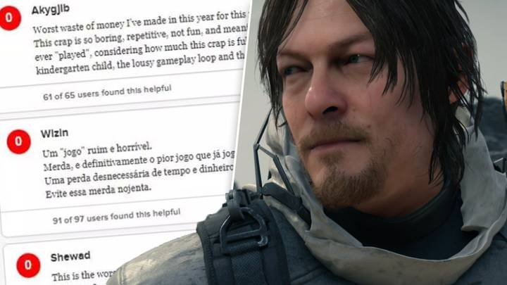 'Death Stranding' Review Bombed After Adding 'Cyberpunk 2077' Content
