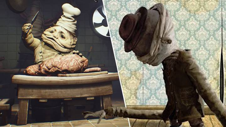 One Of The Most Haunting Horror Games, 'Little Nightmares,' Is Free Right Now