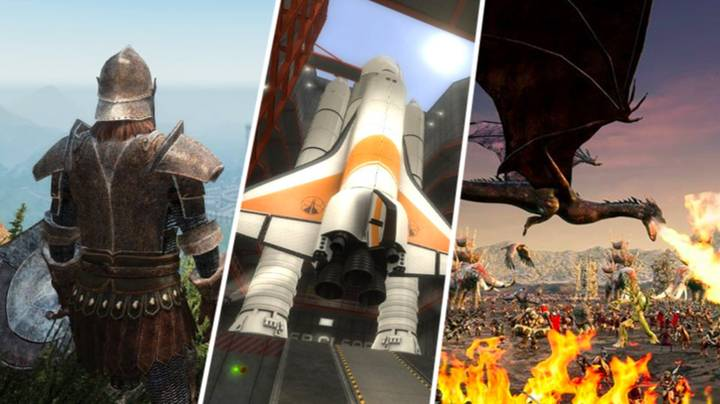 From Witchers To Wizards: Six Amazing Video Gaming Fan Projects