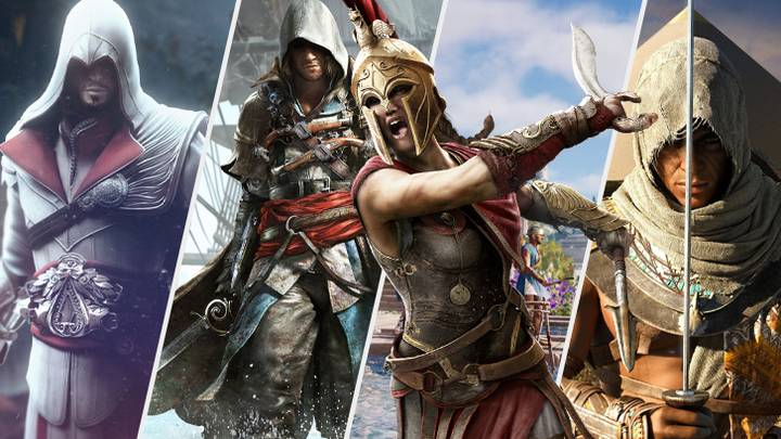 Assassin's Creed: All Assassins Ranked From Worst To Best
