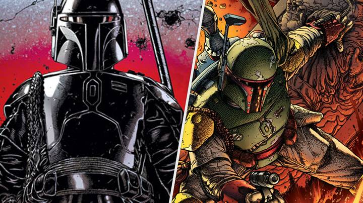 "Boba Fett Stars In ""The Biggest Star Wars Story"" From Marvel Comics"