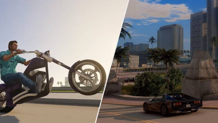 Vice City Remastered In 'Grand Theft Auto V' Thanks To Stunning Mod